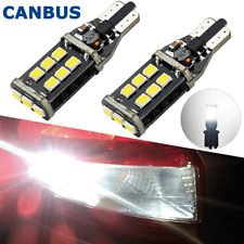 Super Bright White Canbus LED Bulb For Car Backup Reverse Light 912 921 T15 W16W