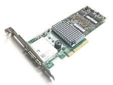 Dell LSI 6Gb/s 9285CV-8e 6GBPS SAS SATA RAID CONTROLLER CARD GRHH8 0GRHH8