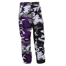BDU Pants Two-Tone Camo Military Camouflage Rothco 1830 1840