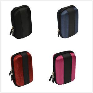 Hard Camera Case & Clip For Sony Cybershot W830 W800 W810 WX350 WX220 Nikon A300