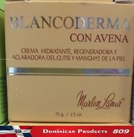 3 PACK  BLANCODERMA Whitening Cream 2.5 Oz. CREMA BLANQUEADORA Avena Oat