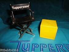 VINTAGE TUPPERWARE TUPPER TOY BUSY BLOCKS REPLACEMENT YELLOW LETTER I INDIAN