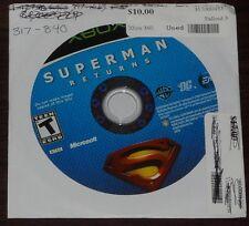 Microsoft Xbox. Superman Returns (NTSC USA)