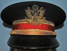 1930's Company Grade Artillery Officer's Cap Id'd