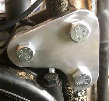 Yamaha XS650 Aluminum motor mounts