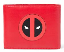 Marvel Comics - Deadpool Visage - Portefeuille Noir/Rouge