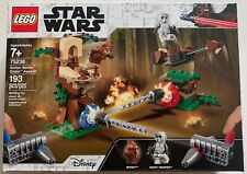 NEW LEGO STAR WARS ACTION BATTLE ENDOR ASSAULT 75238 193 PCS FREE WORLD SHIPPING