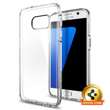 [Spigen Outlet] Samsung Galaxy S7 [Ultra Hybrid] Crystal Clear Shockproof Case