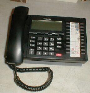 Toshiba Strata DP5032-SD 20-Button Display Speakerphone Business Telephone