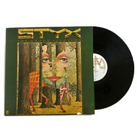 STYX - The Grand Illusion - Vinyl 1977 LP A&M Records – SP 4637