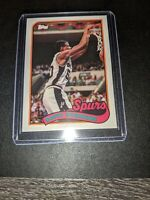 1992-93 Topps Archives #130 DAVID ROBINSON  RC MINT San Antonio SPURS Pack Fresh