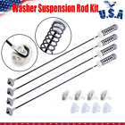 (4 Pack) W10780048 Washer Suspension Rod Kit Parts For Whirlpool Kenmore Maytag✅ photo