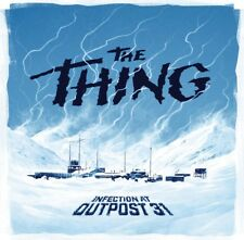 The Thing Infection at Outpost 31 Board Game John Carpenter (New, In Stock)