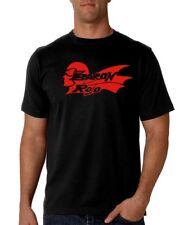 Camiseta chico hombre Baron rojo band T shirt men hard rock heavy spanish rock