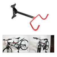 New Cycling Bike Storage Garage Wall Mount Rack Stand Hanger Bicycle Hook Holder