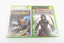 2 Prince of Persia Games - for Xbox Original