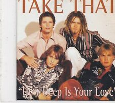 Take That-How Deep Is Your Love cd single