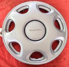 "1996 96 SUBARU IMPREZA 14"" SILVER HUBCAP Wheel Cover 28811FA170 Cap"