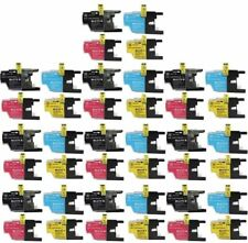 40 INK NON-OEM LC-71 LC-75 CARTRIDGE BROTHER MFC-J280W MFC-J425W MFC-J5910DW