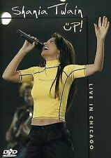 Shania Twain up Live in Chicago DVD MINT Like R4