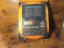 New Sharp Electronic Organizer Memo Master El-6800B Schedule Pda