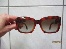 Valentino Sonnenbrille Damen orange-braun neu