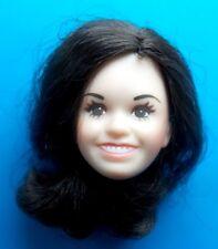 """1977 CELEBRITY BARBIE 11"""" mattel doll -- MARIE OSMOND -- HEAD"""