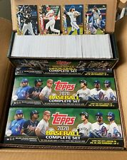 2020 Topps MLB Baseball GOLD STAR Walmart Green Complete Set w/ 700 cards!!!