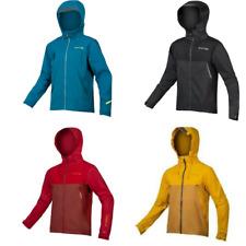 Endura MT500 Waterproof Jacket | MTB Mountain Biking Cycling Winter Black, Red