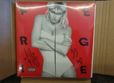 New Signed Fergie Double Dutchess LP Exclusive Autographed Vinyl BEP Red Sleeve