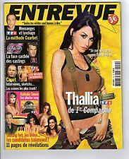 French Entrevue 152 Thallia Ardisson Gwyneth Paltrow Hilary Swank Jude Law Moby