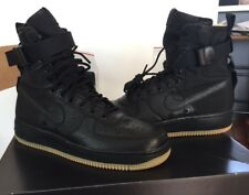 Rare Nike SF AF1 Air force 1 Retro High 9.5 Black Dunk Special Field Forces