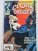 Cloak and Dagger #3 Dec. 1983 Marvel Comics