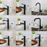 ORB/Gold/Chrome Bathroom Basin Sink Pull Out Vanity Mixer Faucet Lavatory Taps