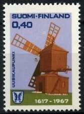 Finland 1967 SG#722 Windmill MNH #D73148