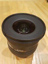 Sigma 10-20mm F4-5.6 EX DC HSM NIKON FIT