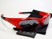 Oakley eye jacket 2.0 Cannon Red Vintage Lunettes de soleil juliet mars Moon Sub Zero