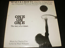SEALS & CROFTS SING THE SONGS FROM THE ORIGINAL MOTION PICTUIRE ONE ON ONE WB