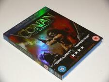 Blu-Ray + 3D ~ Conan the Barbarian (2011) ~ Momoa / Perlman ~ Slipcover