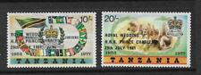 1981 Set of 2 1981 Royal Wedding - Prince Charles and Diane Spencer Complete MUH