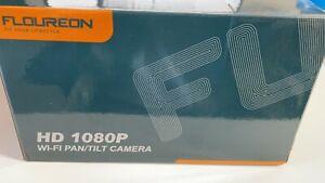 FLOUREON HD 1080P WIFI PAN/TILT CAMERA