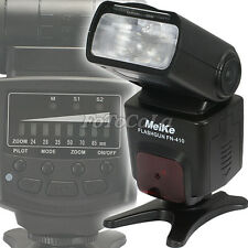 Meike MK410 hot shoe flash speedlite f Canon rebel XS XSi T1i T2i T3 T3i 430EX