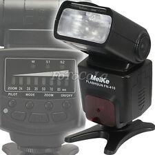 Meike MK410 hot shoe flash speedlite f Canon rebel XS XSi T1i T2i T3 T3i 430EX