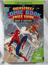 OVERSTREET COMIC BOOK PRICE GUIDE No 22 Fine SC 1992 Spider-Man R