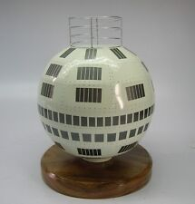 Telstar-1 Communication Satellite Spacecraft Wood Model Small New