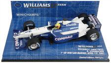 Minichamps Williams FW23 '1st Win' San Marino GP 2001 - Ralf Schumacher 1/43