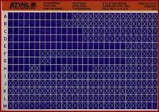 Stihl Ersatzteillisten_Partslist_Motorsägen_Microfich_Fich_1/99_E_HOS_USG_FG_NG
