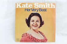Kate Smith Her Very Best Vintage Vinyl Record 1980 LP