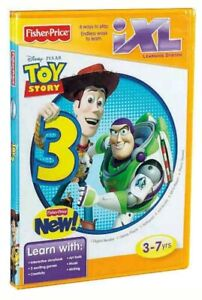 Fisher-Price iXL Learning System Toy Story 3
