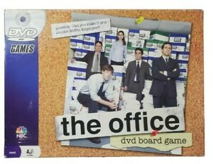 The Office DVD Board Game by Pressman (2008) NEW